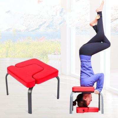 chair yoga  headstand stool  balma home