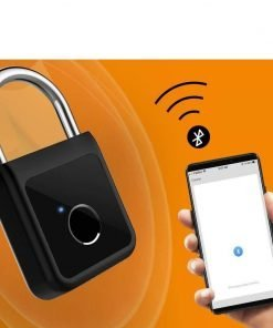 keyless padlock